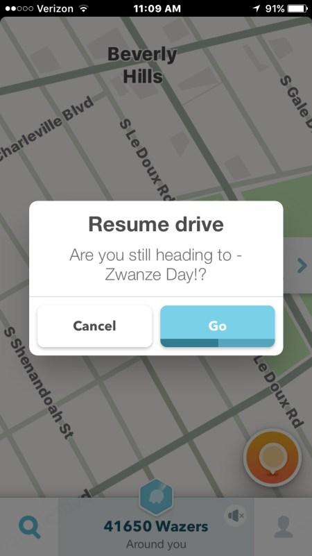 Zwanze Day Drive