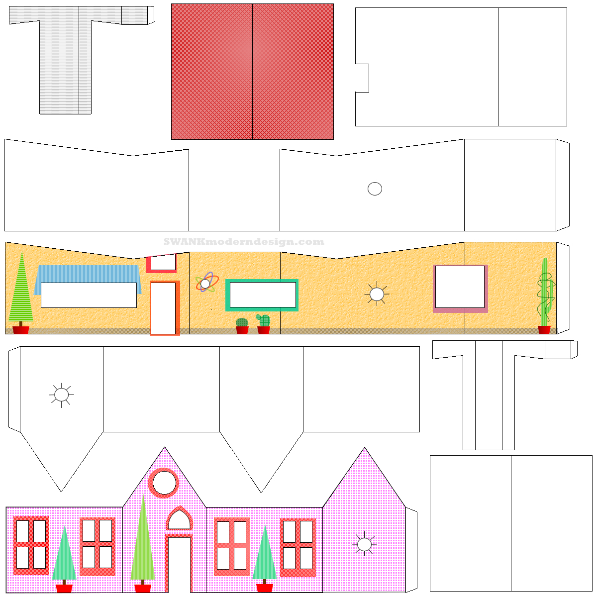 Images About Printable House S