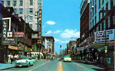 Vintage Knoxville
