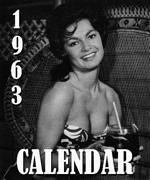 1963 Mai-Kai Calendar