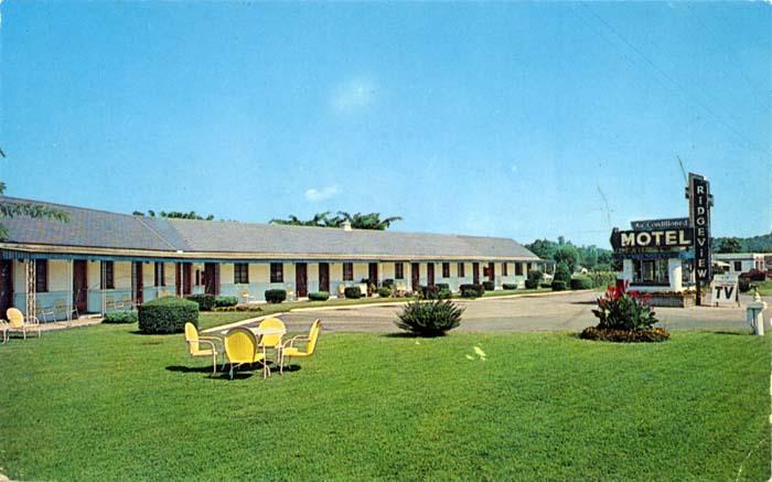 Ridgeview Motel Clinton