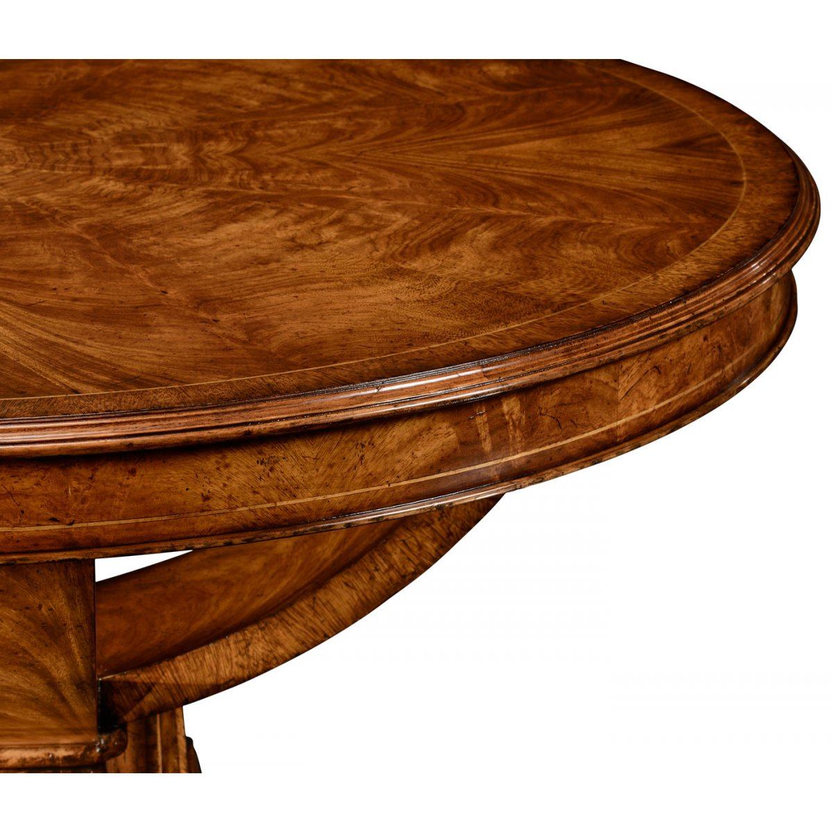 Round Dining Table 6
