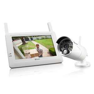 ADW410  Digital Wireless Security System Monitor and