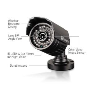 Swann PRO735 PRO MultiPurpose DayNight Security Camera
