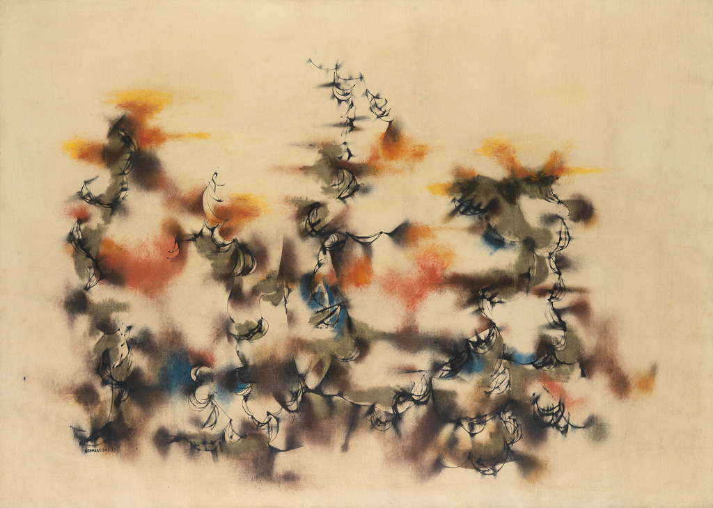 Norman Lewis, Birds in Flight