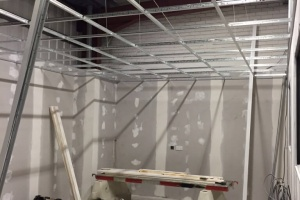 Swansea Gymnastics Centre – Work Starts 4