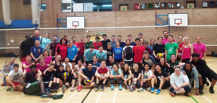Swansea University Volleyball Club