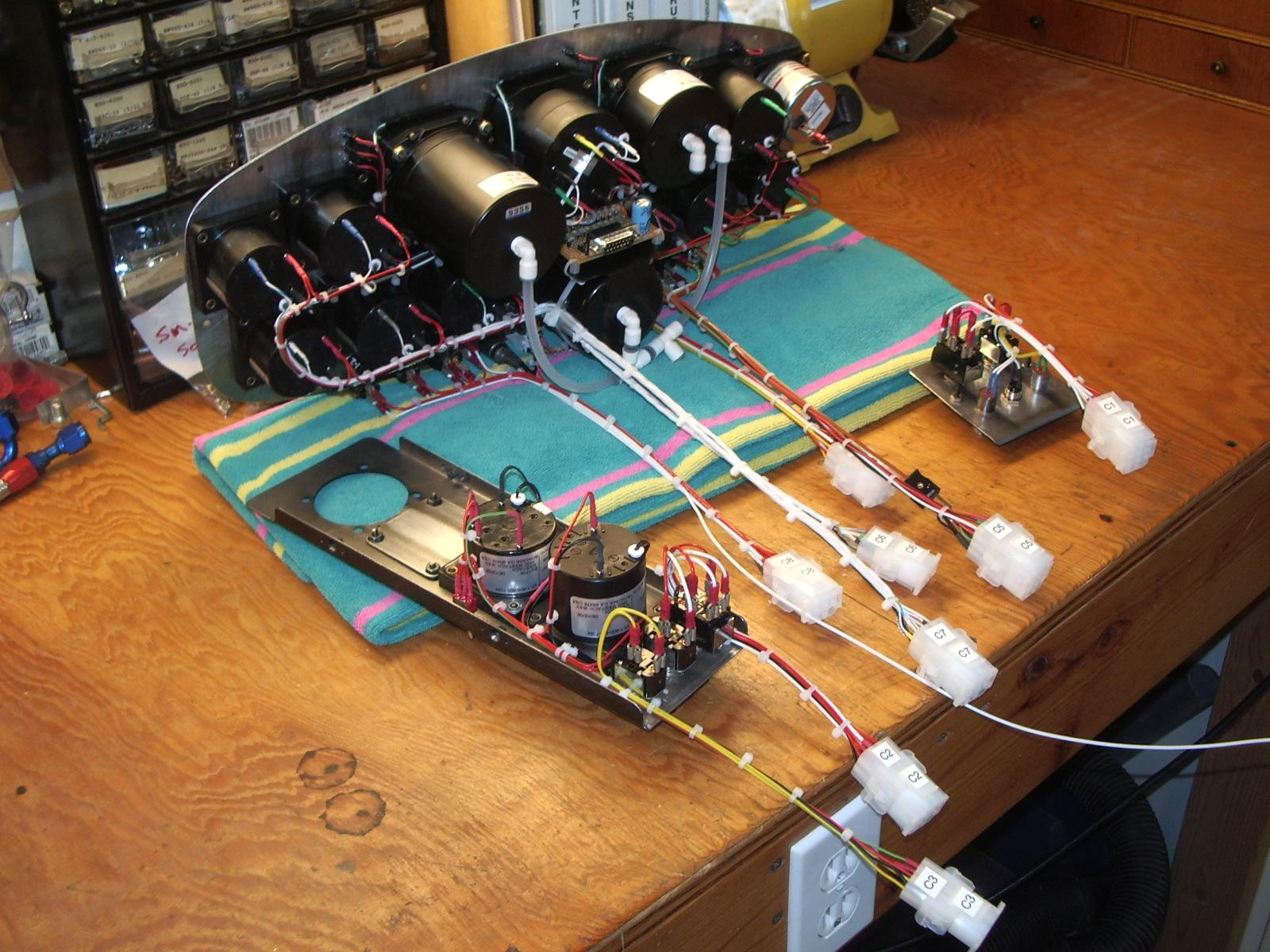 Westach Tachometer Wiring