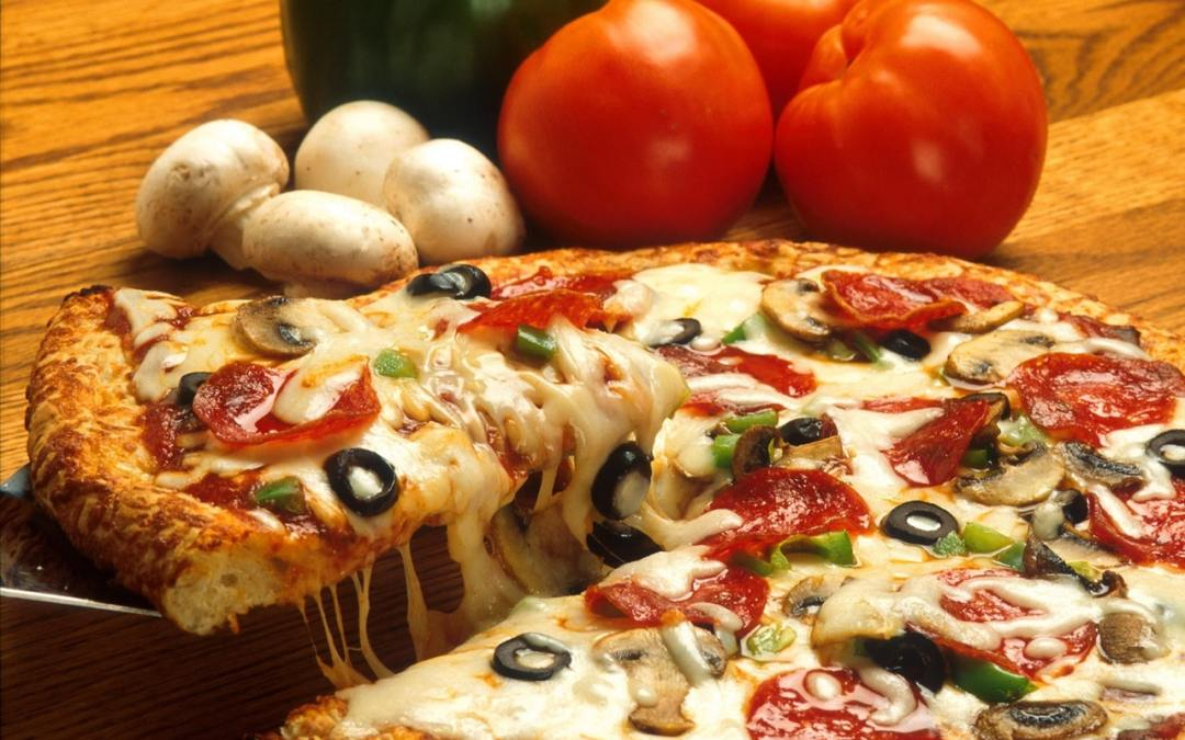 SMS New Student Pizza Lunch 18/19