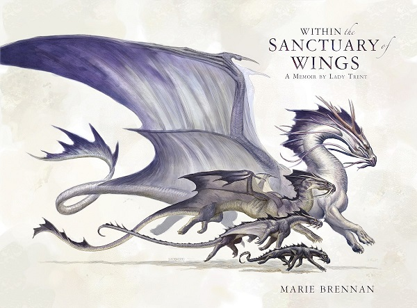 Image result for Within the Sanctuary of Wings by Marie Brennan