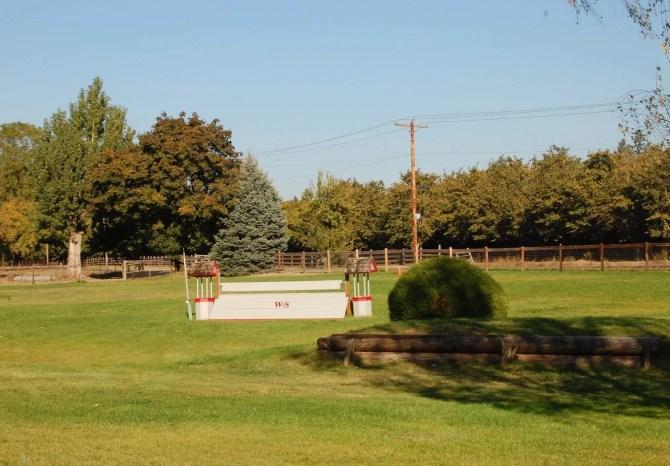 jumping gate for swan training in wilsonville, or