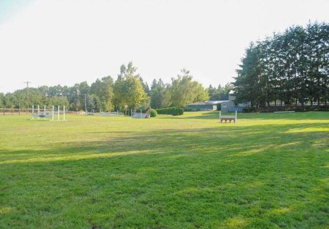 gates at swan training, wilsonville, or