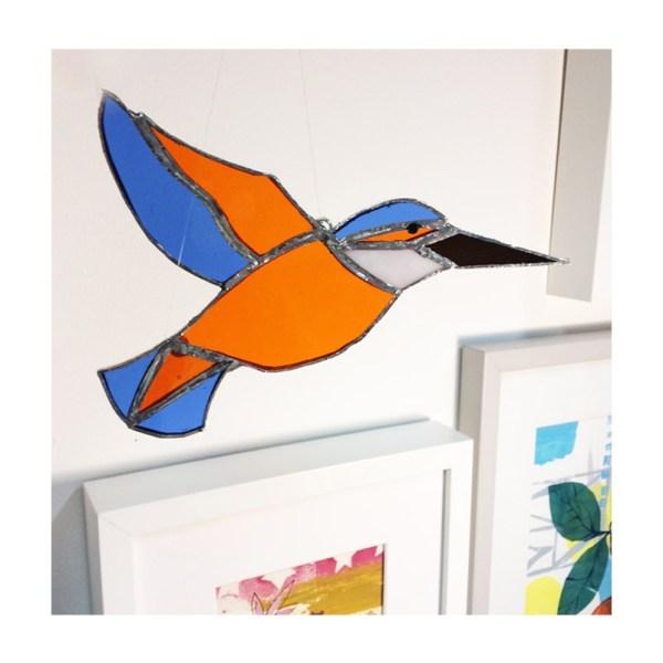 kingfisher is born