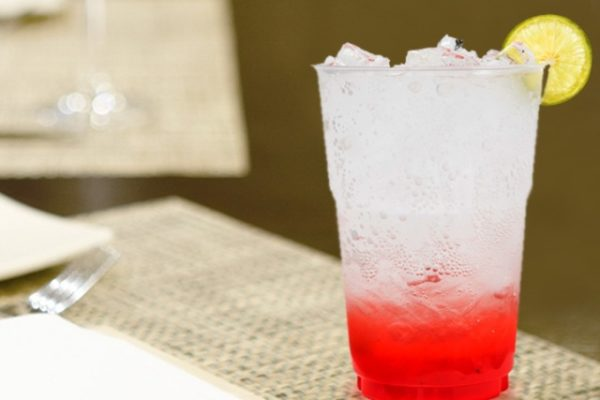 Cream-Soda mocktail
