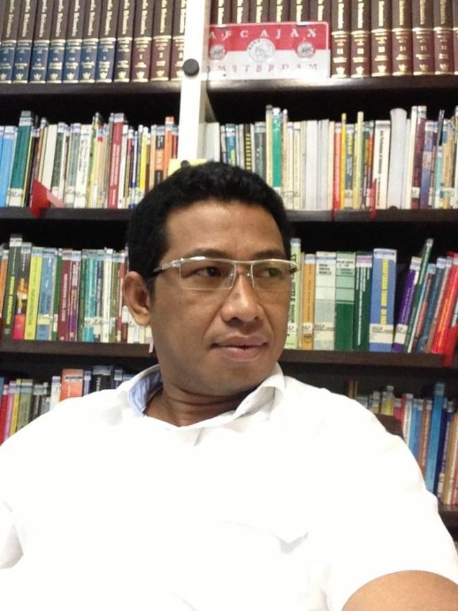 Muhammad Syamsul Rizal, Wasekjen PPK Kosgoro 57 Azis Syamsuddin