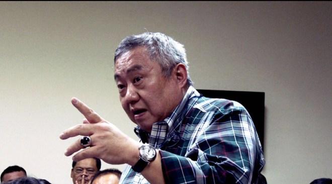 Lieus Sungkharisma, Koordinator Komunitas Masyarakat Tionghoa Anti Korupsi (KomTak)