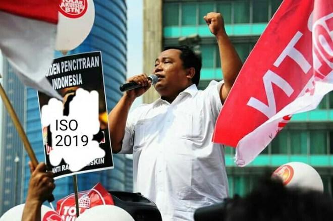 Arief Poyuono, Ketua Umum FSP BUMN Bersatu