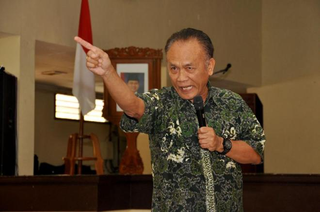 Mayor Jenderal (Purn.) Saurip Kadi