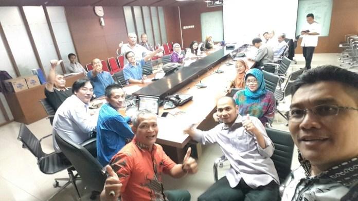 Suasana Workshop KAU, Bersama dalam Kebersamaan