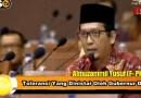 Alhamdulillah, DPR Masih Bersuara Lantang Terhadap Ketidakadilan