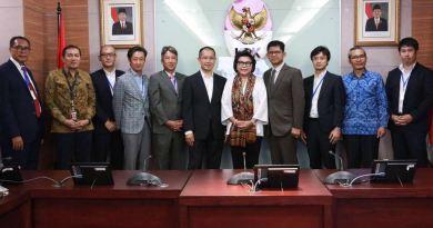 ABC-J Dukung KPK Berantas Korupsi Guna Iklim Investasi Yang Bersih Dan Berkelanjutan