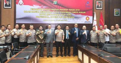 K.A.I Sinergi Dengan POLDA Metro Jaya Laksanakan Peningkatan Kapasitas dan Profesionalitas Polisi