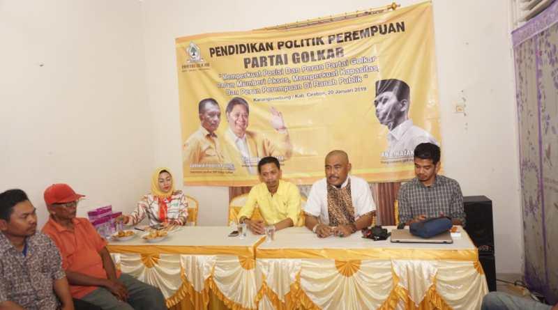 Golkar Gelar Pendidikan Politik Perempuan Di Cirebon
