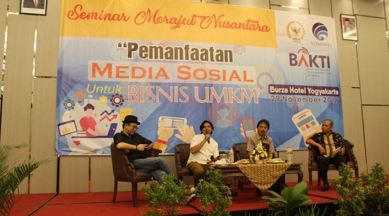 Inovasi Digital Mengurangi Kesenjangan Sosial