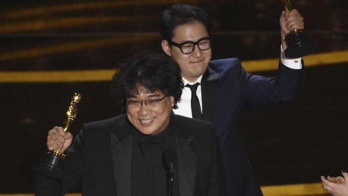 Film Parasite Asal Korea Raih Film Internasional Terbaik Oscar 2020