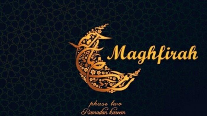Ramadan itu Bulan Maghfirah!