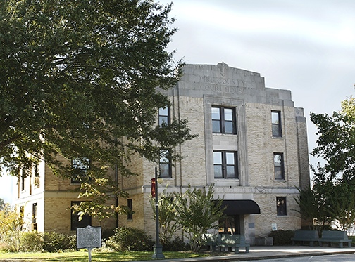 Pike County Quorum Court appropriates funds to repair jail