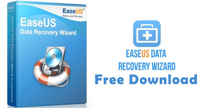 [01 Aug 2020] EaseUS Data Recovery Wizard Free Download