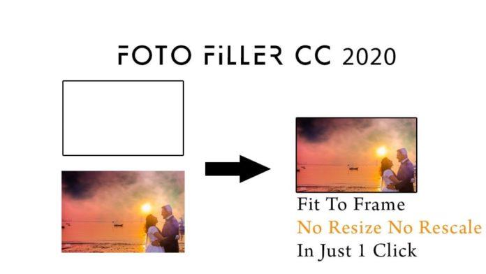 New 2020 foto Filler CC Free Download