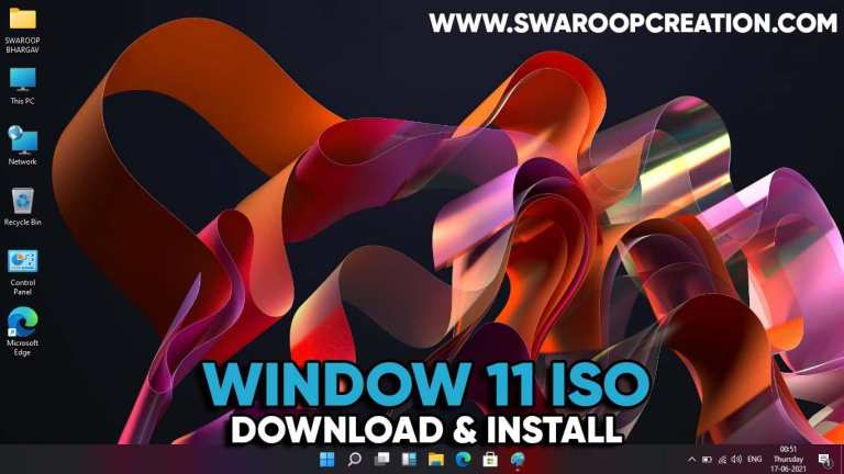 Windows 11 iso download and install Direct Link