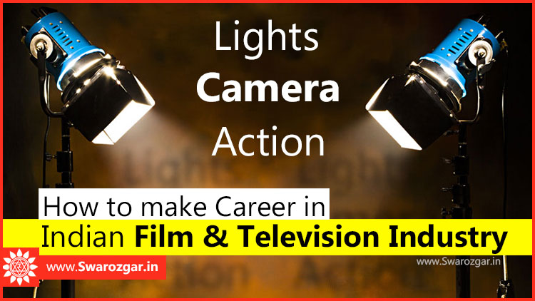 Career in Indian Film and Television Industry