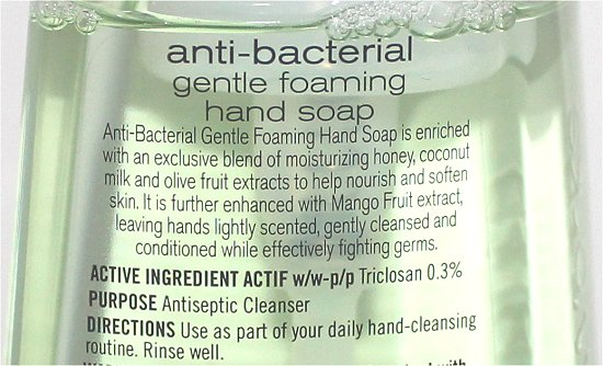Foaming And Body Bath Soap Gentle Works
