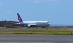 Hawaiian Airlines 767