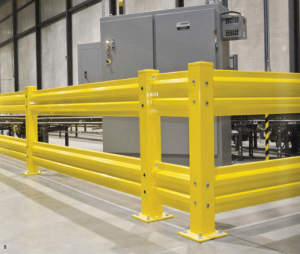 Heavy Duty Guardrails