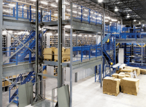 Lean Warehousing and the 5S Strategy
