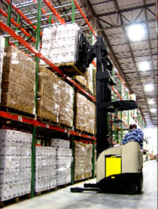 How Can Your Facility Benefit from a Push Back Racking System?