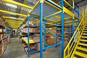 3 Reasons to Make an Investment in a Rack Supported Mezzanine for Your Business