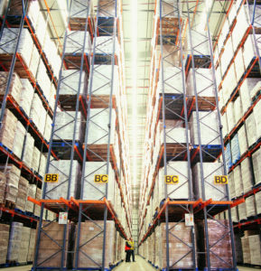 How to Incorporate Pallet Racks into Your Warehouse Design