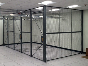 Using Wire Cages in Your Warehouse