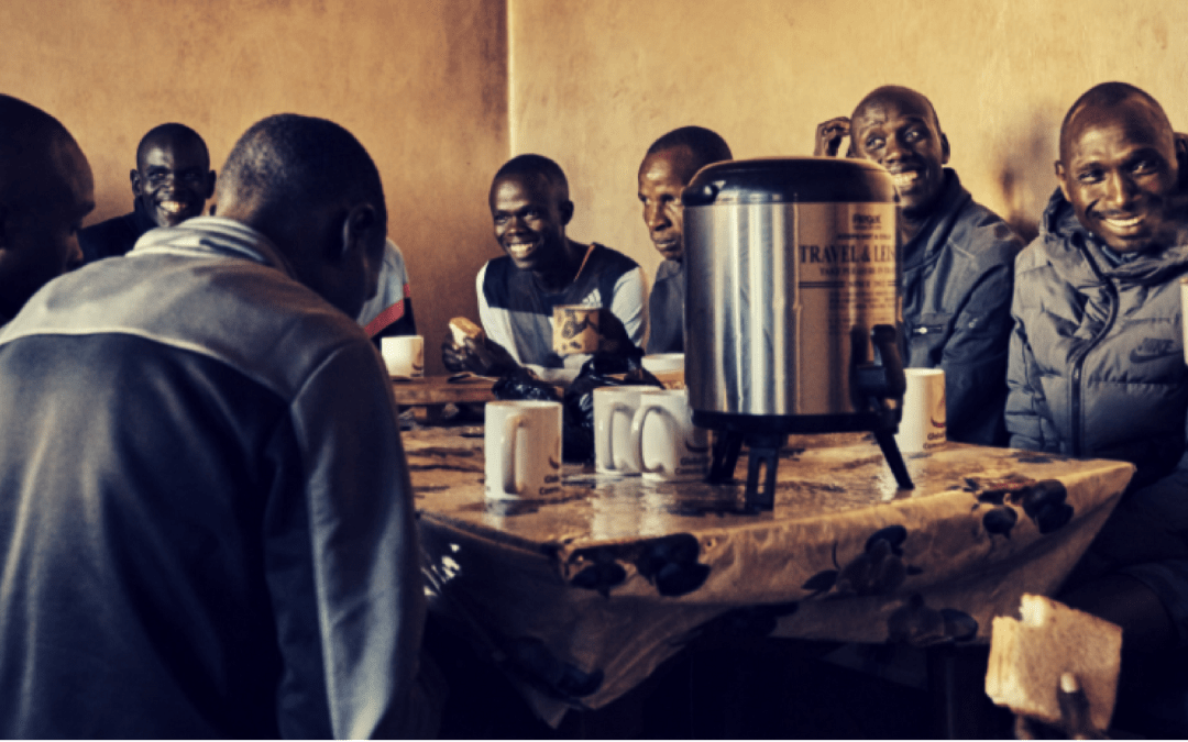Eliud Kipchoge Training – A Typical Friday: Recovery