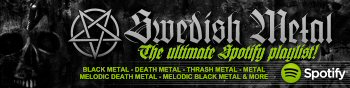 Swedish Metal - The Ultimate Spotify Playlist!