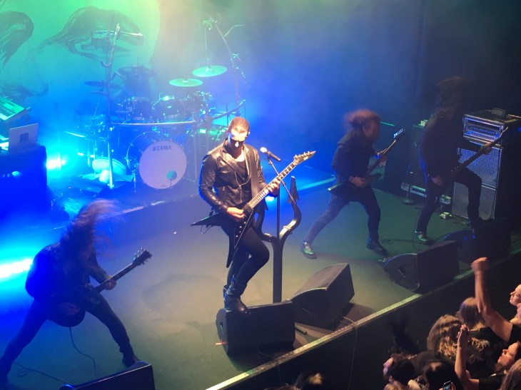 Satyricon live at Klubben - Fryshuset in Stockholm Sweden - 2017-10-21 - Photo by f-Kreem of Swedish Metal - 006