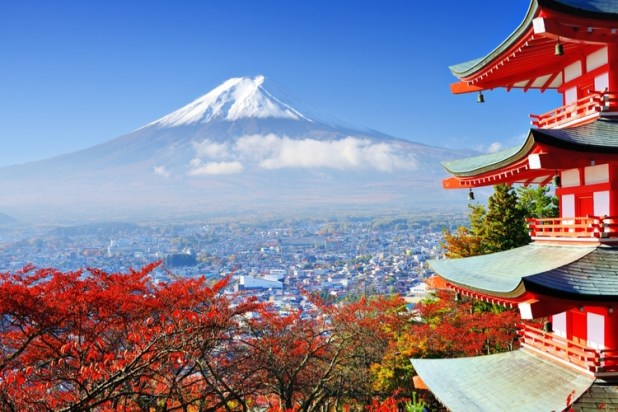 25 Amazing places to visit in Japan - Swedish Nomad