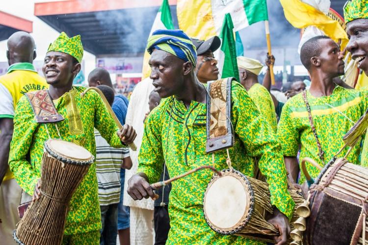 Nigeria folk