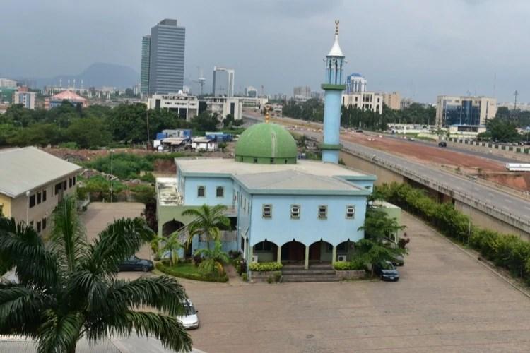Nigerian capital