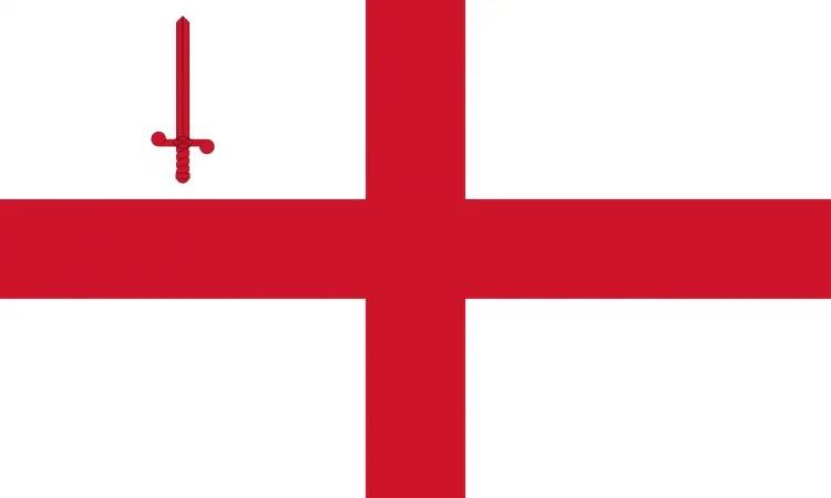 flag of london
